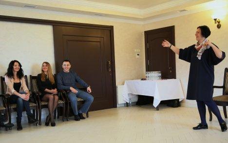 Фасилитация. Наталия Вовк Бизнес-тренер, tomalogy-supervisor, психолог-консультант, фасилитатор