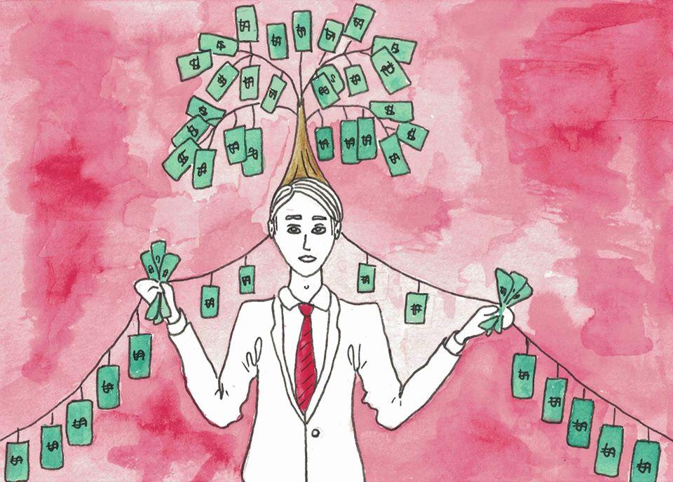 о деньгах томалогия