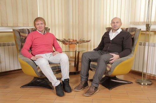 Психолог консультант Дмитрий савицкий и Денис Мощенко